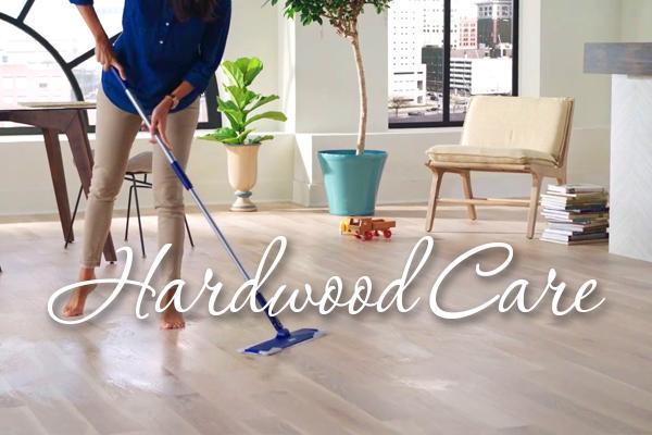 Hardwood Care